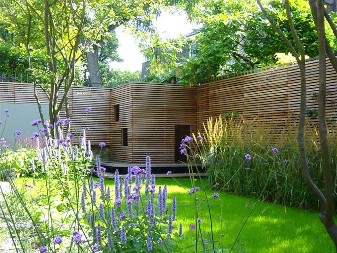 Decking Ideas Garden Pergolas