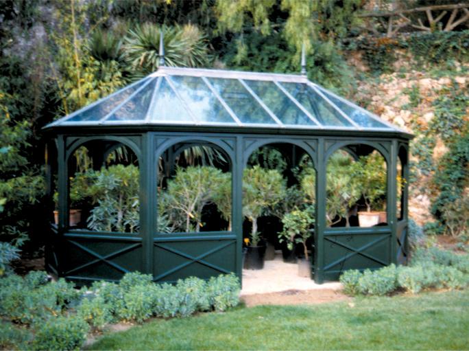 Bespoke Garden Gazebos Joinery Structures Design