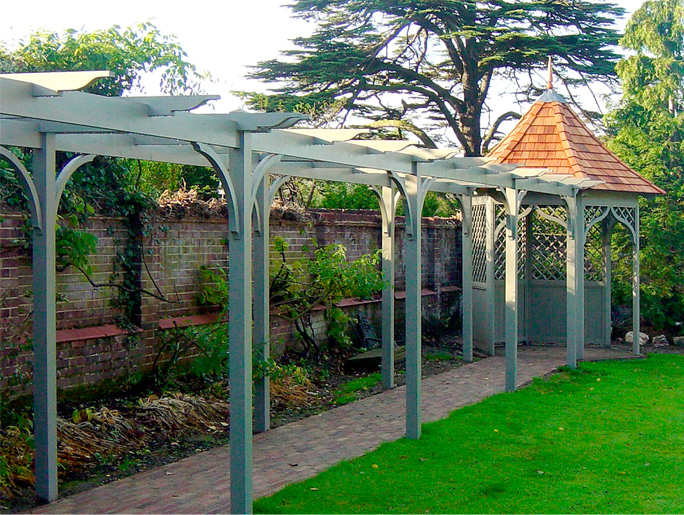 lloyd christie garden architecture london pergolas. Black Bedroom Furniture Sets. Home Design Ideas