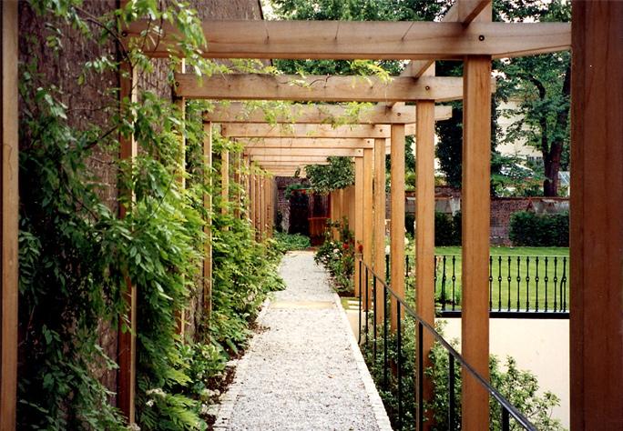 Lloyd Christie Garden Architecture London - pergolas ...